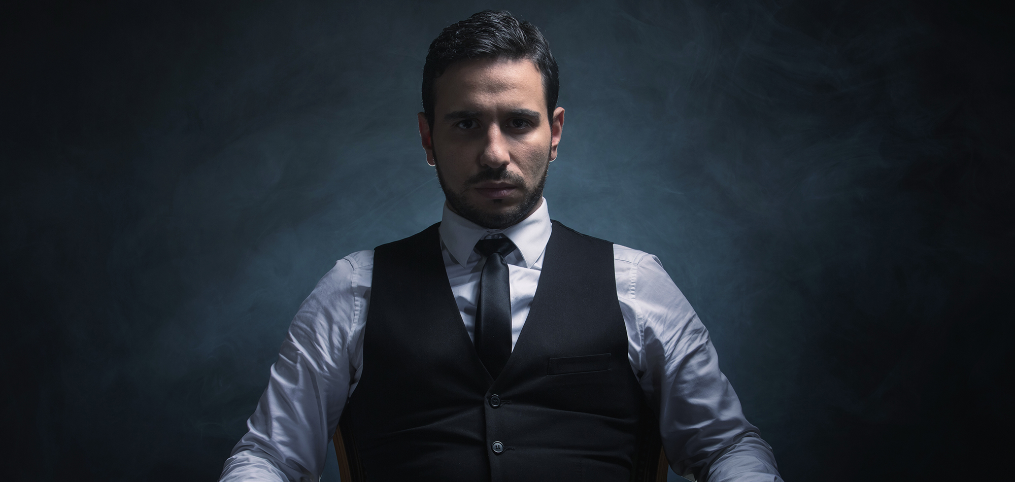 Portrait - Adriano
